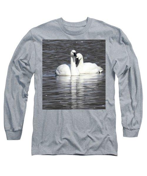 Sharing A Moment Long Sleeve T-Shirt