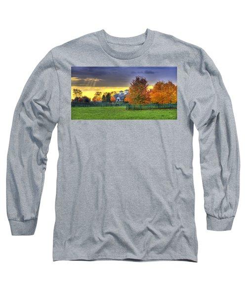 Shawanee Barn Long Sleeve T-Shirt