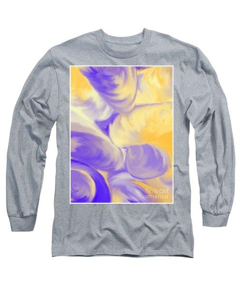 She Sells Sea Shells Long Sleeve T-Shirt