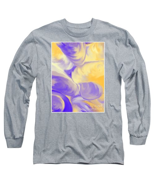 She Sells Sea Shells Long Sleeve T-Shirt