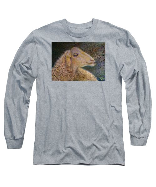 Sheep As Long Sleeve T-Shirt