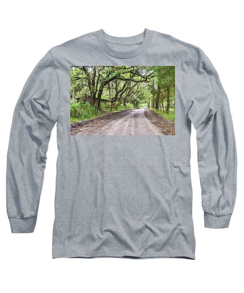 Sheep Farm On Witsell Rd Long Sleeve T-Shirt