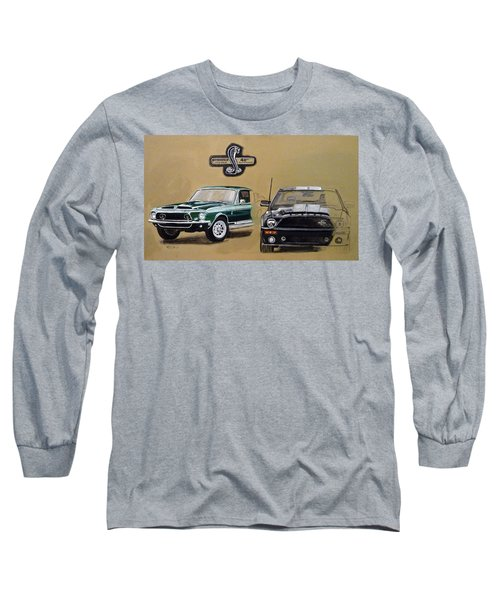 Shelby 40th Anniversary Long Sleeve T-Shirt