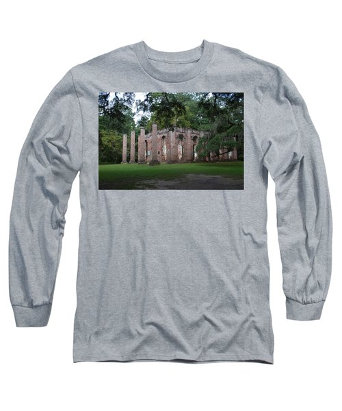 Sheldon Church 4 Long Sleeve T-Shirt by Gordon Mooneyhan