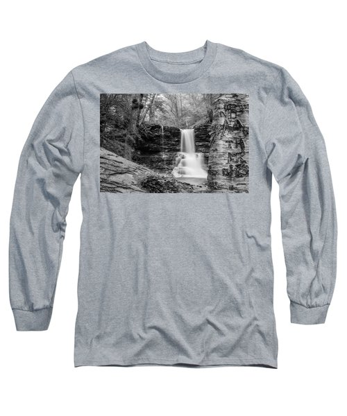 Sheldon Reynolds Falls - 8581 Long Sleeve T-Shirt