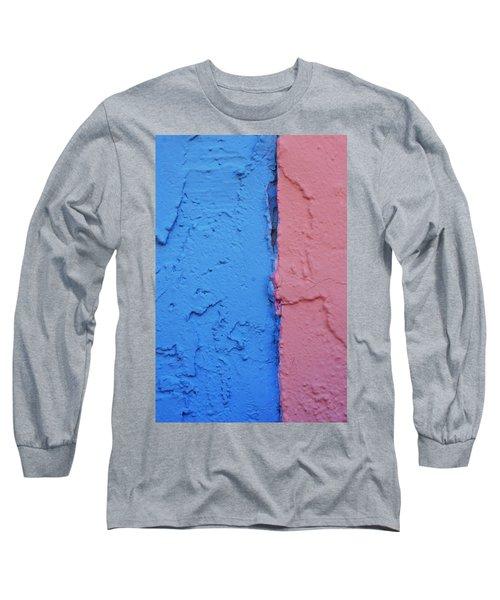Long Sleeve T-Shirt featuring the photograph Sherbert Walls by Toni Hopper