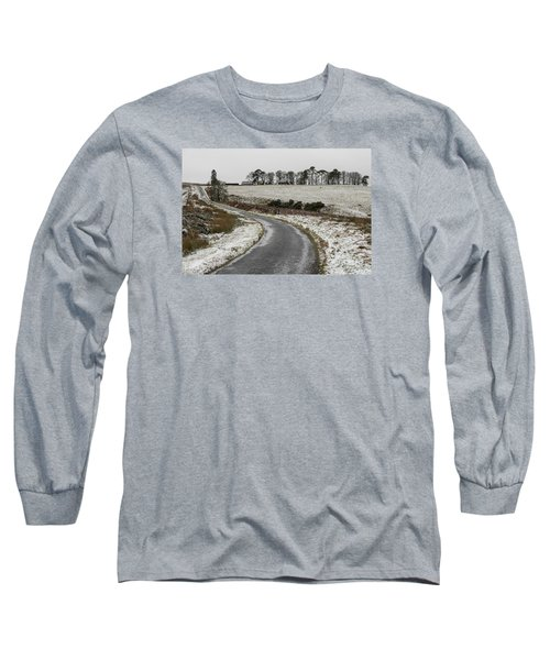 Sheriffmuir Road Long Sleeve T-Shirt