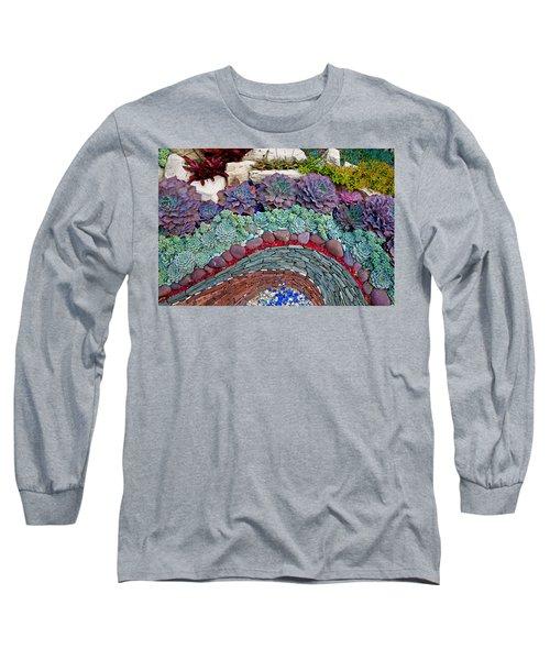 Sherman Gardens Study 45 Long Sleeve T-Shirt