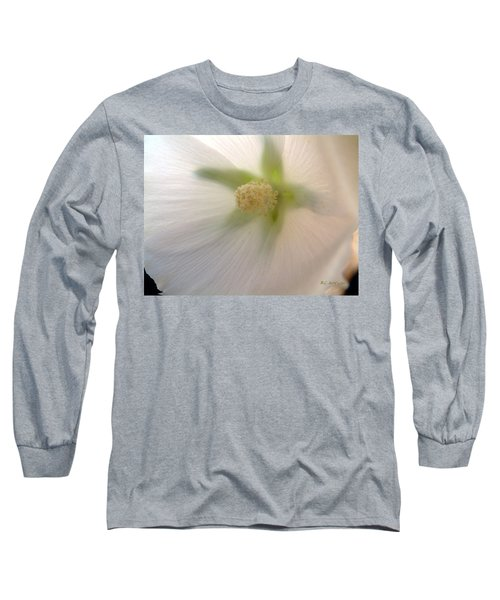 Long Sleeve T-Shirt featuring the photograph Shimmer by RC DeWinter