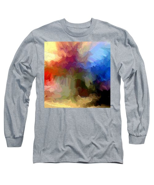 Shoop Long Sleeve T-Shirt by Ely Arsha