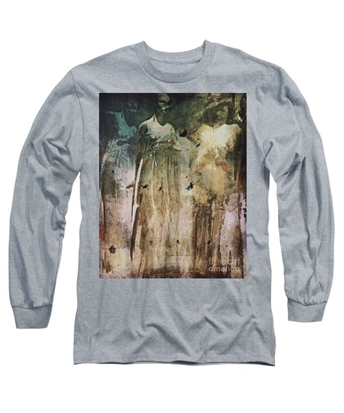 Shop Window Long Sleeve T-Shirt by Alexis Rotella