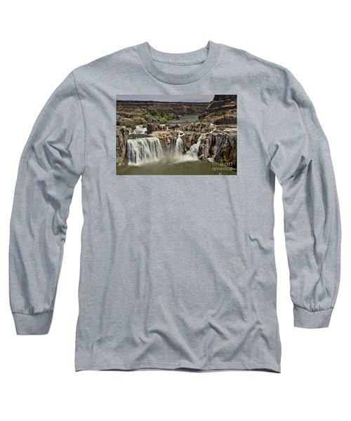 Shoshone Falls Long Sleeve T-Shirt