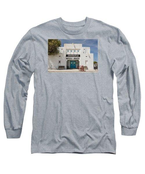 Show Tonight Amargosa Opera House Long Sleeve T-Shirt