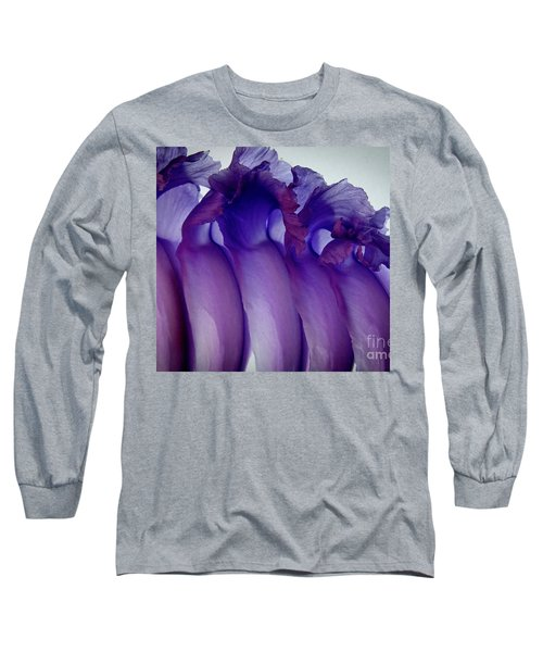 Long Sleeve T-Shirt featuring the photograph Showgirls by Bobby Villapando