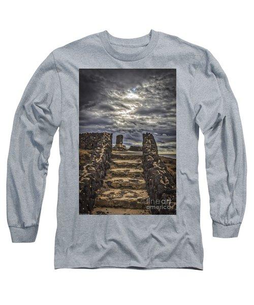 Shrine To Drowned Fishermen Long Sleeve T-Shirt