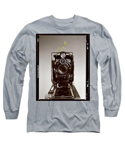 Shutterbug Mantis Long Sleeve T-Shirt