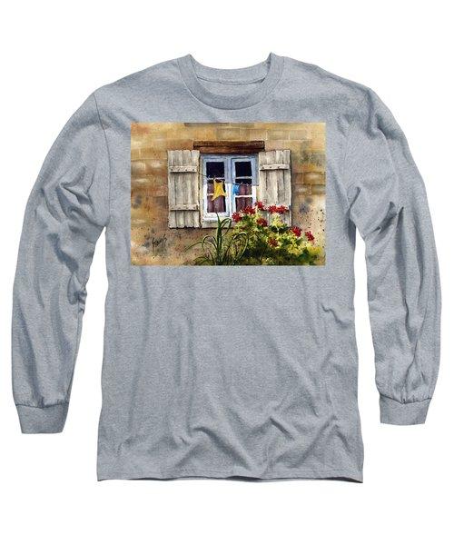 Shutters Long Sleeve T-Shirt