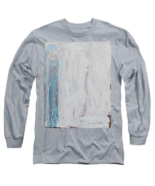 Shy Angel Long Sleeve T-Shirt