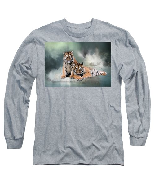 Siberian Twins Long Sleeve T-Shirt