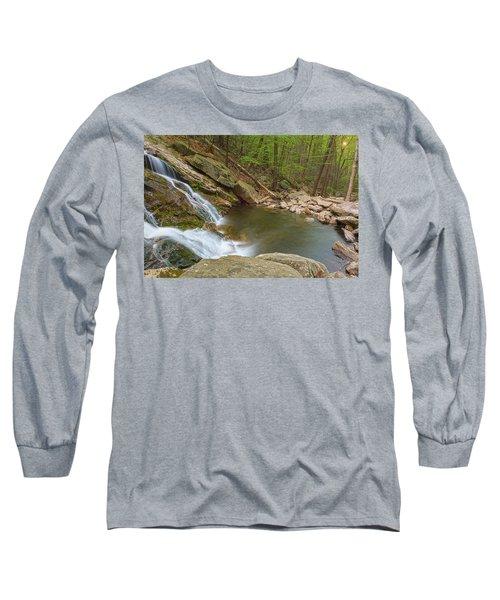 Side Slide Into The Pool Long Sleeve T-Shirt