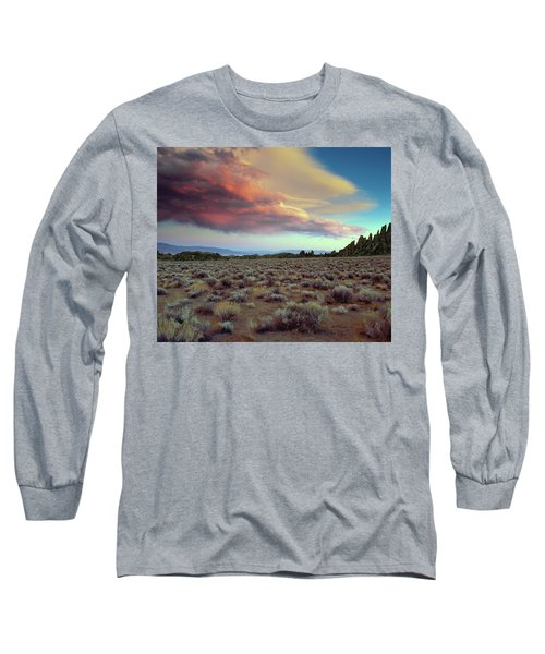 Sierra Crescendo Long Sleeve T-Shirt