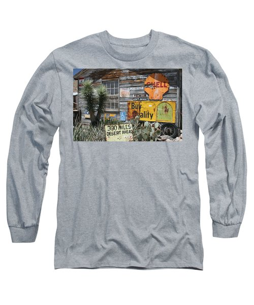 Sign Sign, Everywhere A Sign Long Sleeve T-Shirt