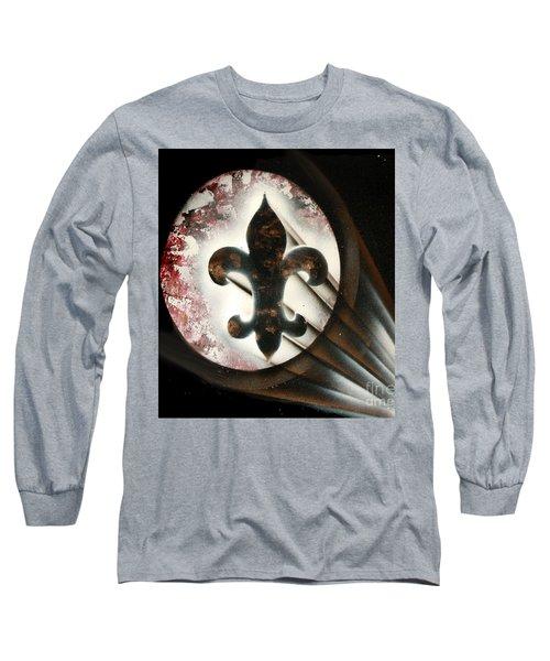 Signal Di Lis Long Sleeve T-Shirt