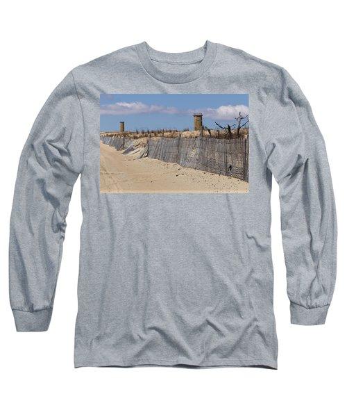 Silenced Sentries Long Sleeve T-Shirt