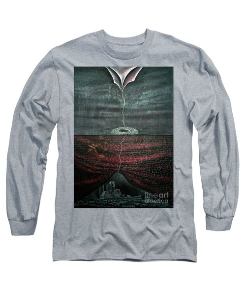 Silent Echo Long Sleeve T-Shirt