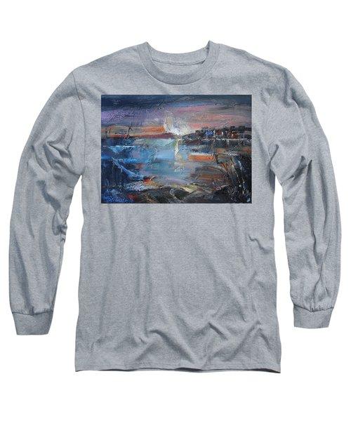 Silent Evening  Long Sleeve T-Shirt