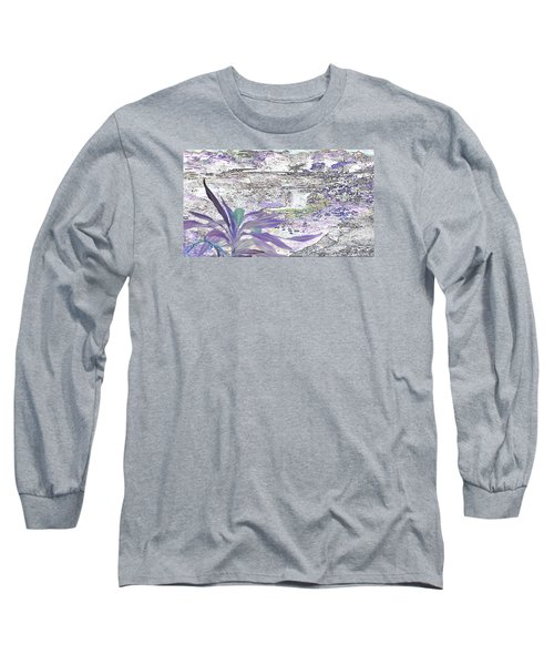 Silent Journey Long Sleeve T-Shirt by Mike Breau