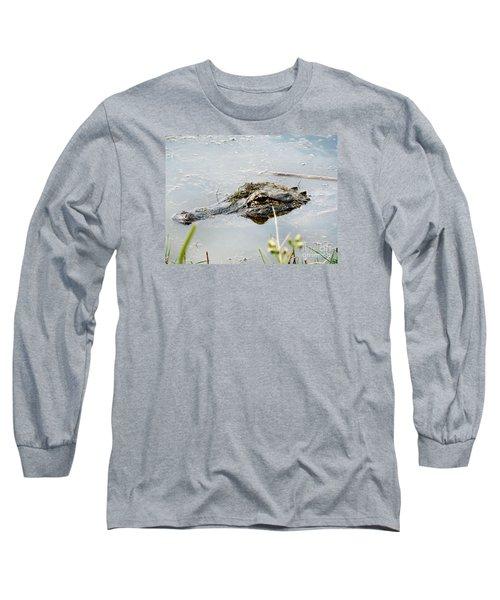 Silent Predator Long Sleeve T-Shirt