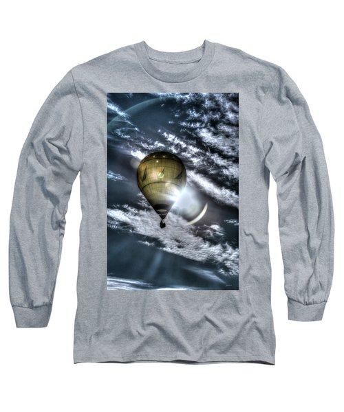 Silent Ride Long Sleeve T-Shirt
