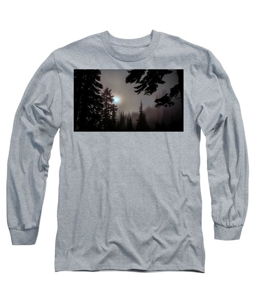 Silhouettes In The Mist 2008 Long Sleeve T-Shirt