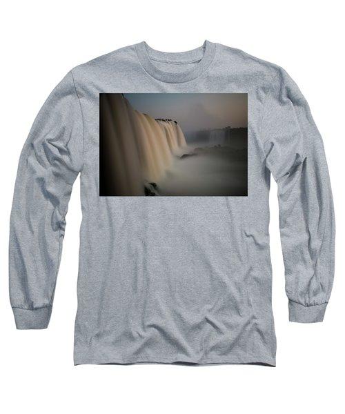 Silk Torrent Long Sleeve T-Shirt