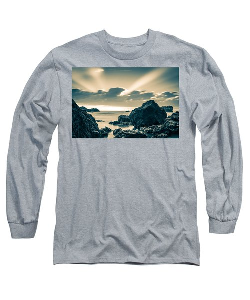 Long Sleeve T-Shirt featuring the photograph Silver Moment by Thierry Bouriat