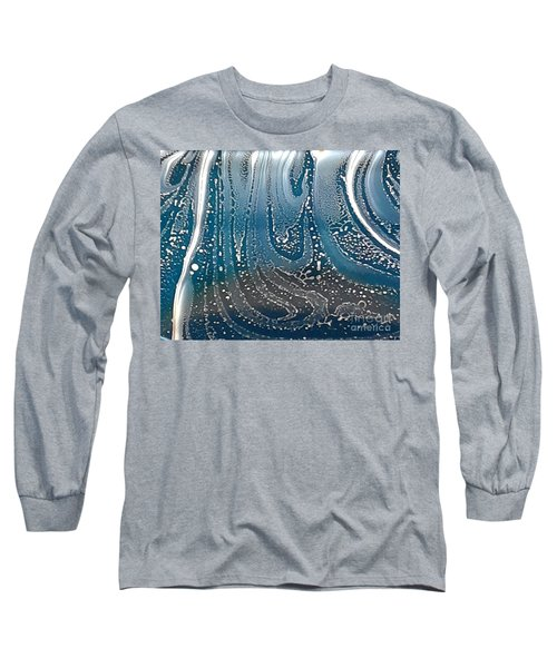 Silver Motes Long Sleeve T-Shirt