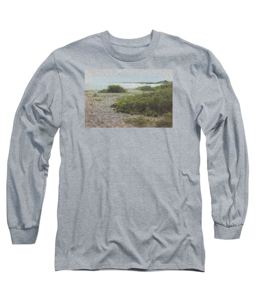 Silver Shoreline Westport Ma Long Sleeve T-Shirt