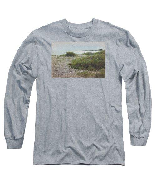 Silver Shoreline Westport Ma Long Sleeve T-Shirt