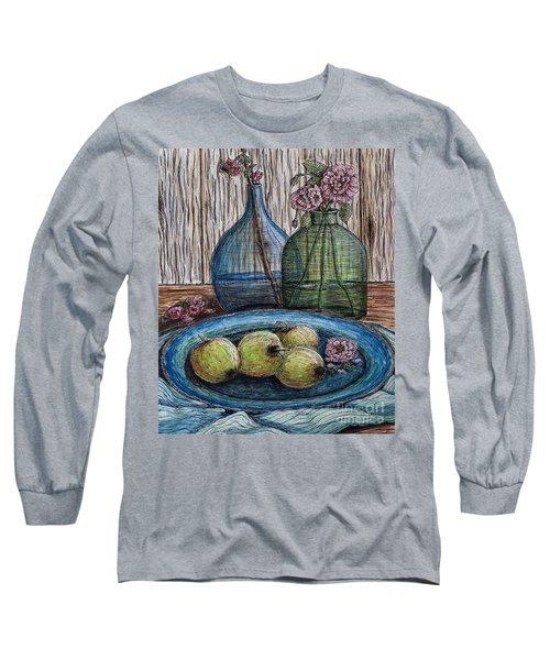 Simple Pleasures Long Sleeve T-Shirt by Kim Jones