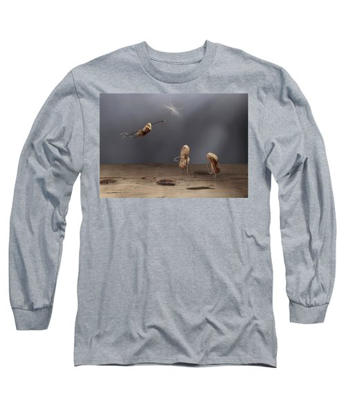 Simple Things - Flying Long Sleeve T-Shirt