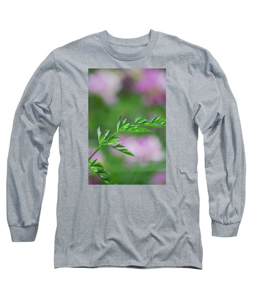 Long Sleeve T-Shirt featuring the photograph Simplicity by Ramona Whiteaker