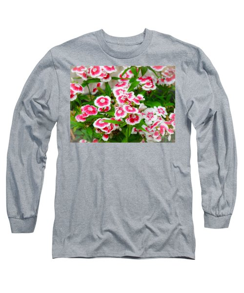 Simply Flowers Long Sleeve T-Shirt