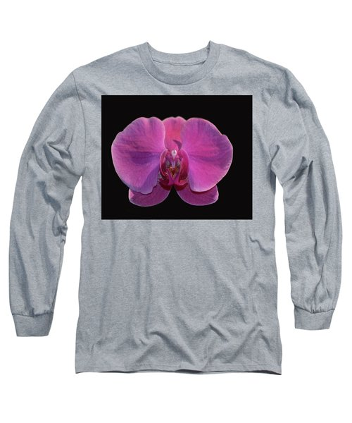 Simply Orchids Long Sleeve T-Shirt