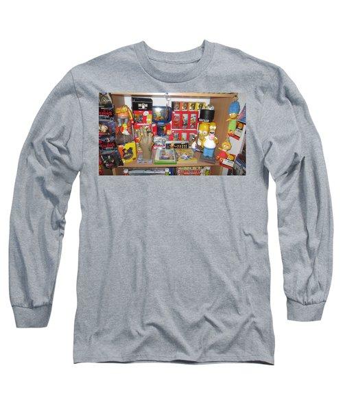Simpsons Long Sleeve T-Shirt
