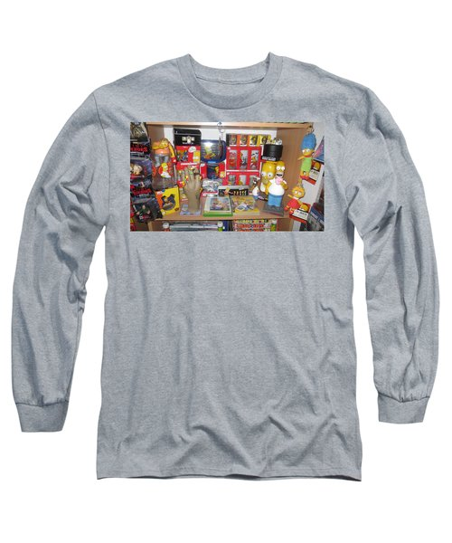 Simpsons Long Sleeve T-Shirt