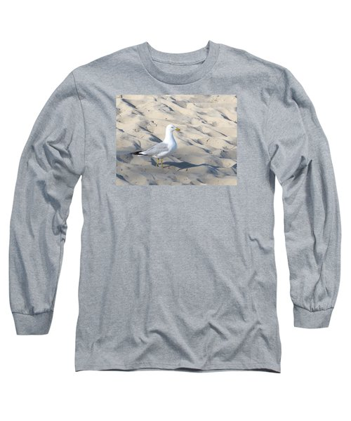 Sir Regal Seagull Long Sleeve T-Shirt