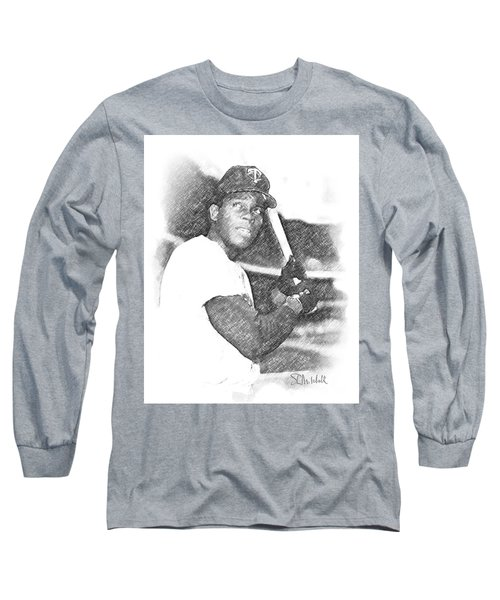 Rod Carew Long Sleeve T-Shirt