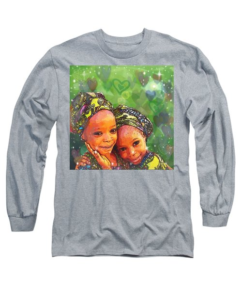 Sisters Love Long Sleeve T-Shirt