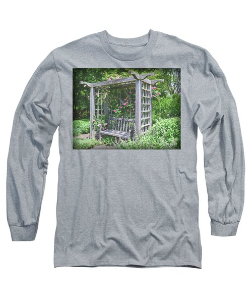 Sit Awhile Long Sleeve T-Shirt